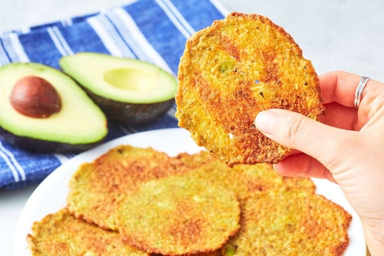 Chipsuri de avocado - retete cu avocado