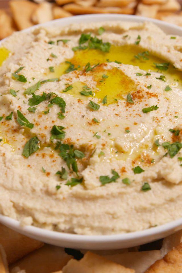 Hummus de conopida
