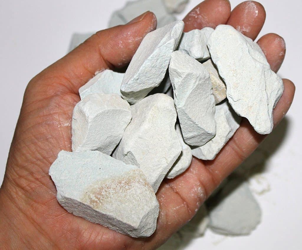 Zeolitul mineral natural detoxifiant