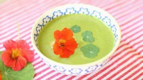 Supa crema de condurasi